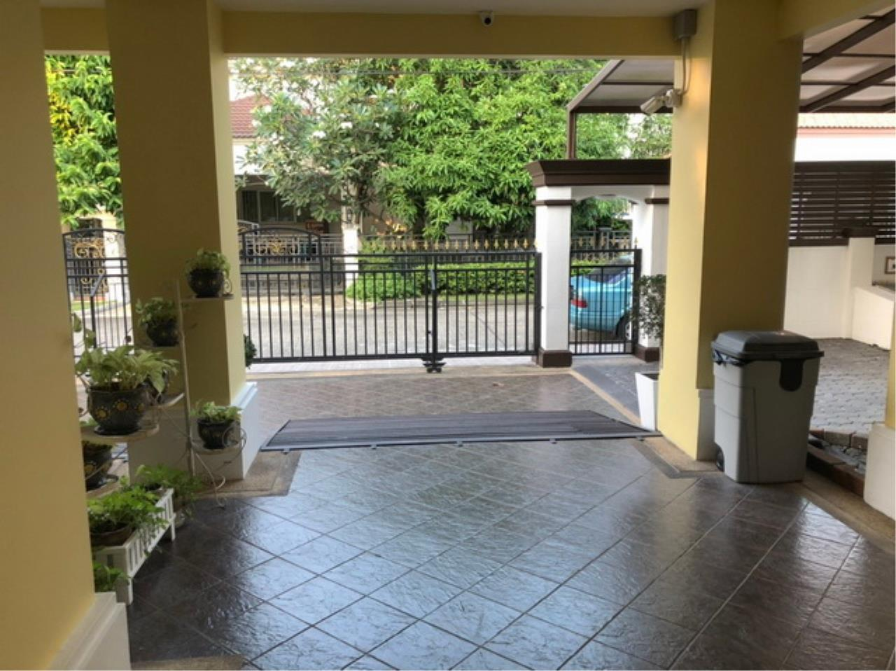 Forbest Properties Agency's 38606 - Single House 2 stories, The grand,  Rama 2 road. 153 sq.w.  2