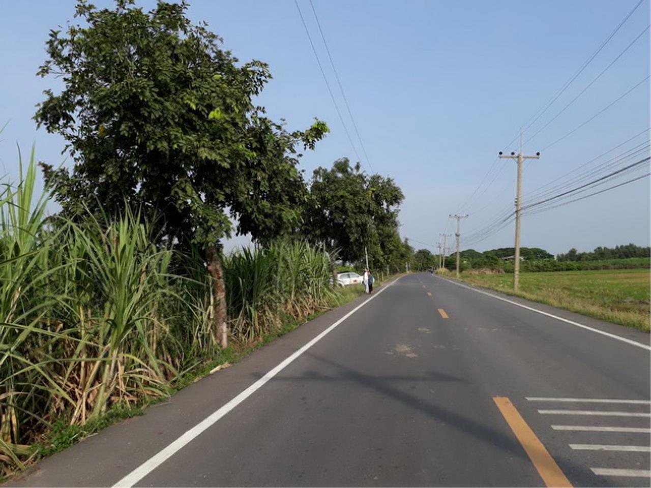 38648-Land for sale, in Patumthani, 40 rai