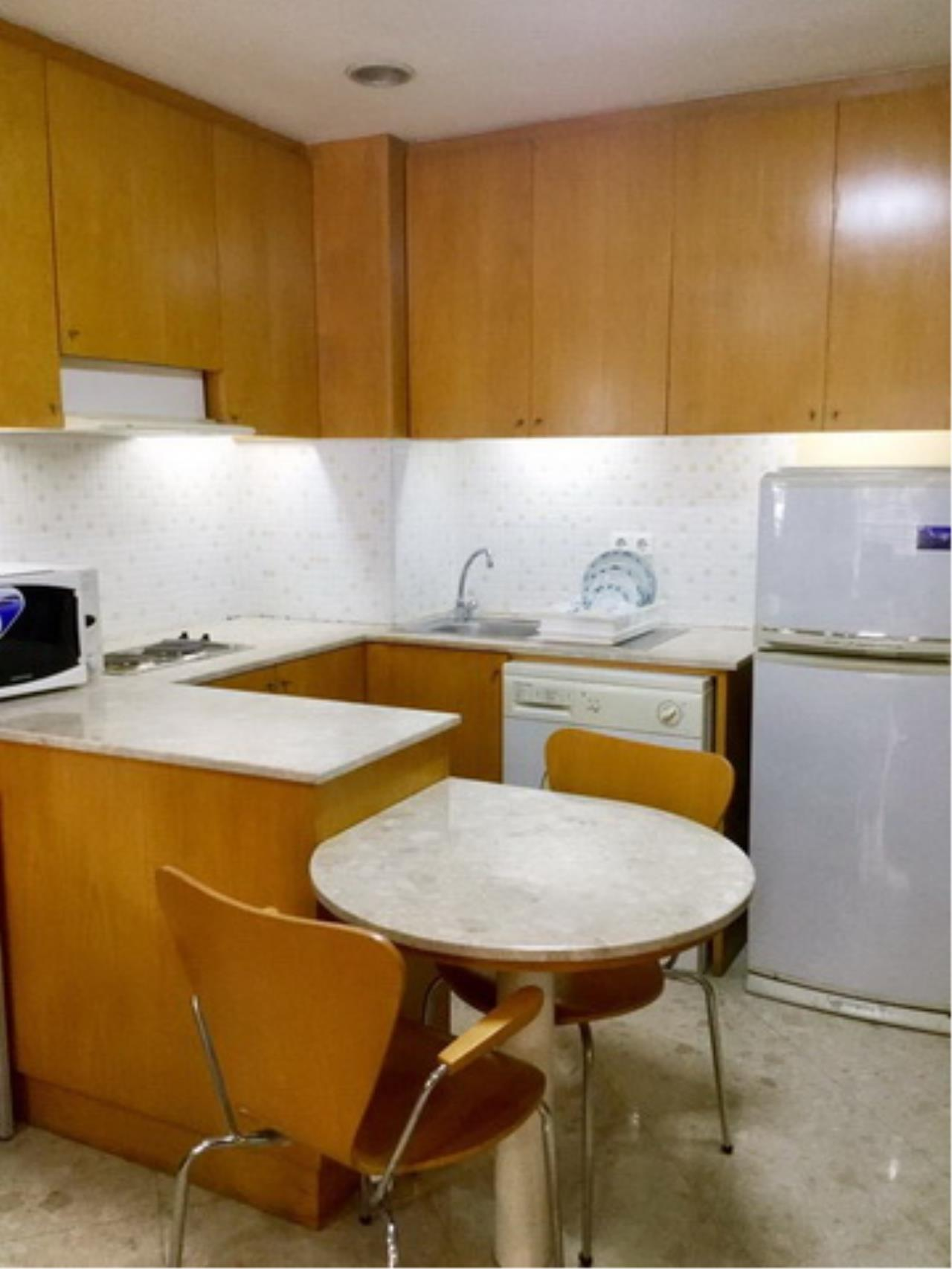 Forbest Properties Agency's 38732 - The Greenpoint Condominium narathiwas road. 51.50 sq.m. 9