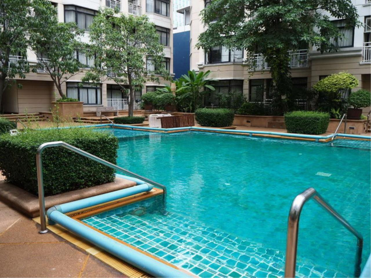 Forbest Properties Agency's 38732 - The Greenpoint Condominium narathiwas road. 51.50 sq.m. 1