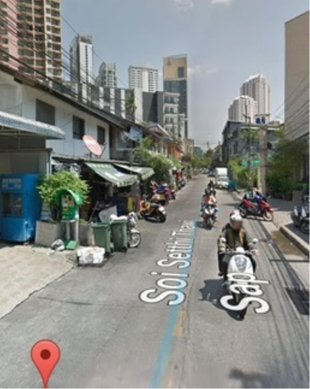 Forbest Properties Agency's 38763-Land for sale, on Sukhumvit 22 road, 60 sq.wa. 1