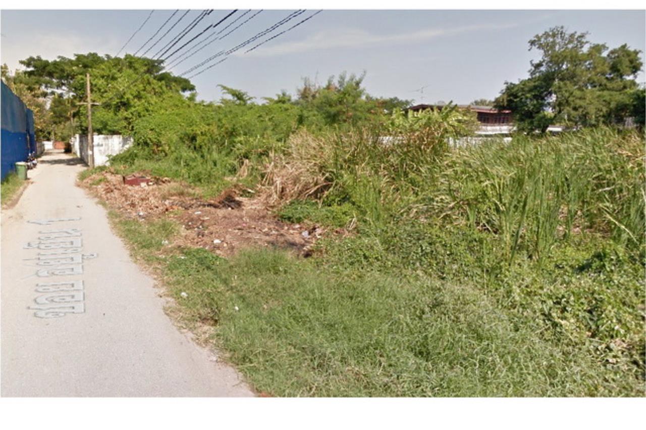 38847-Land for rent, on Sukhumvit 105 road, 1 rai