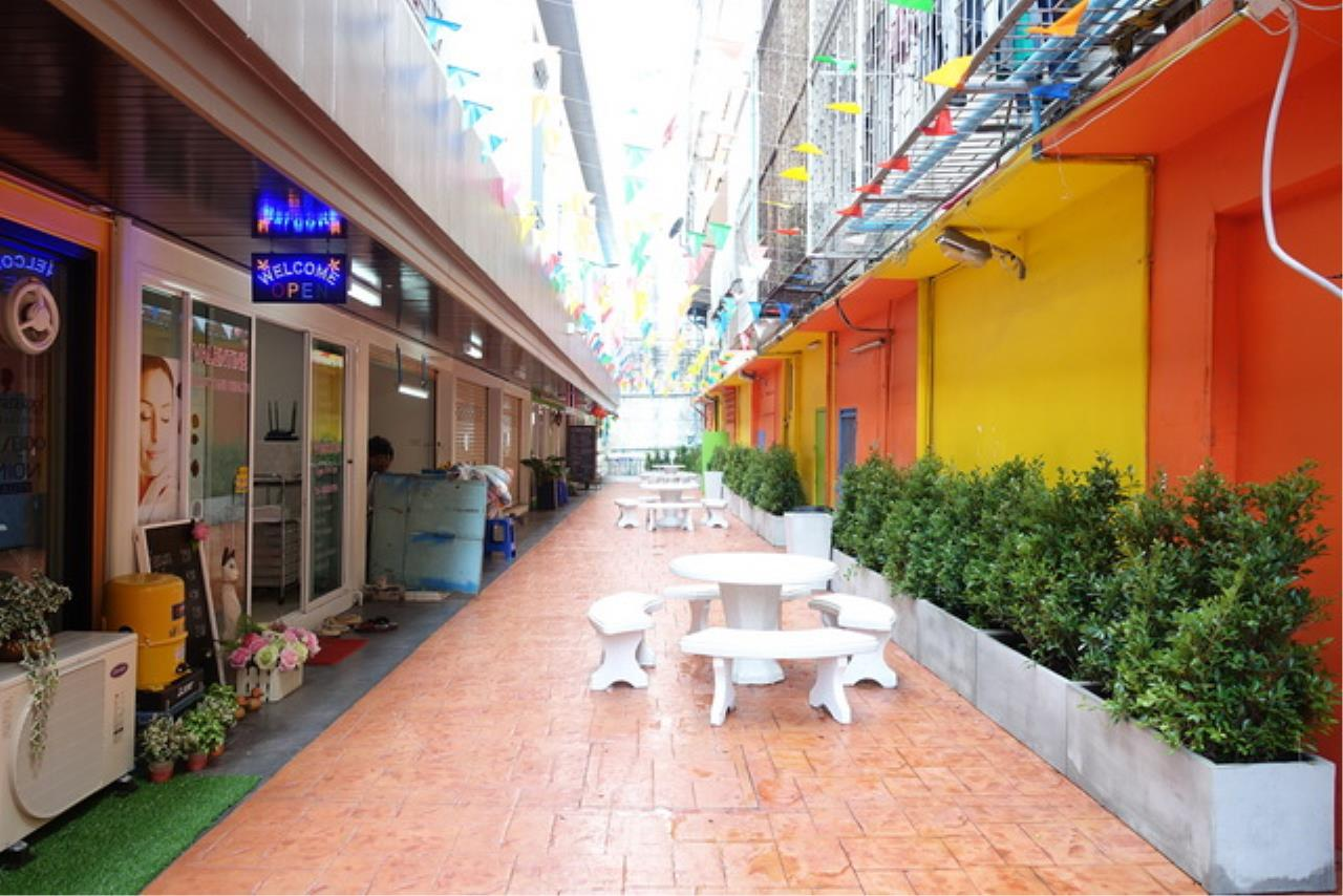 Forbest Properties Agency's 38856 - Shophouse for rent Suanphlu Rd. 56 sq.w.  1