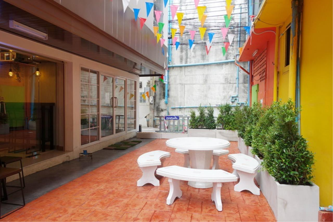 Forbest Properties Agency's 38856 - Shophouse for rent Suanphlu Rd. 56 sq.w.  4