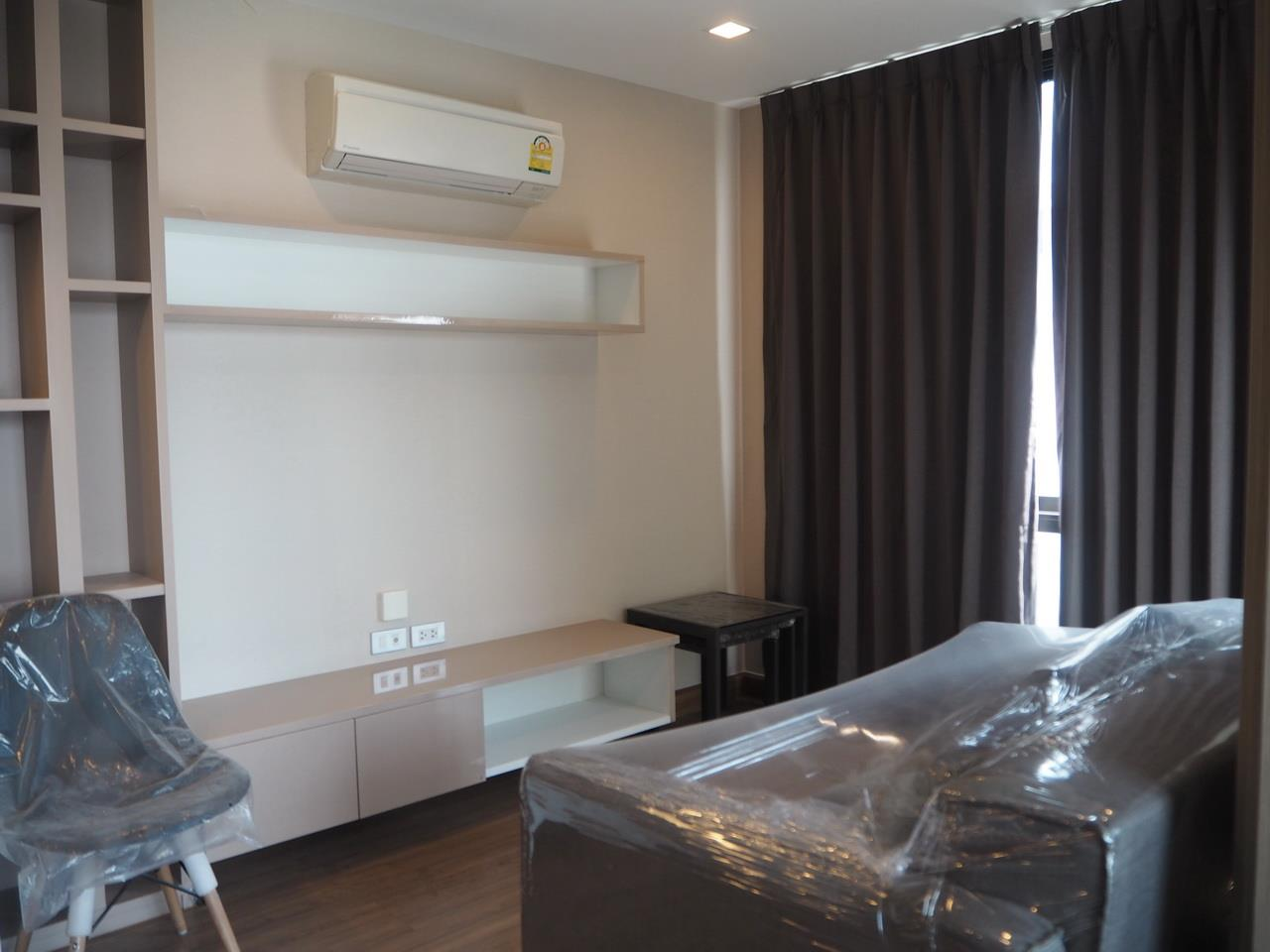 Forbest Properties Agency's 38933 - The ACE Condominium on Sukhumvit Road. 38.40 Sq.m. 3