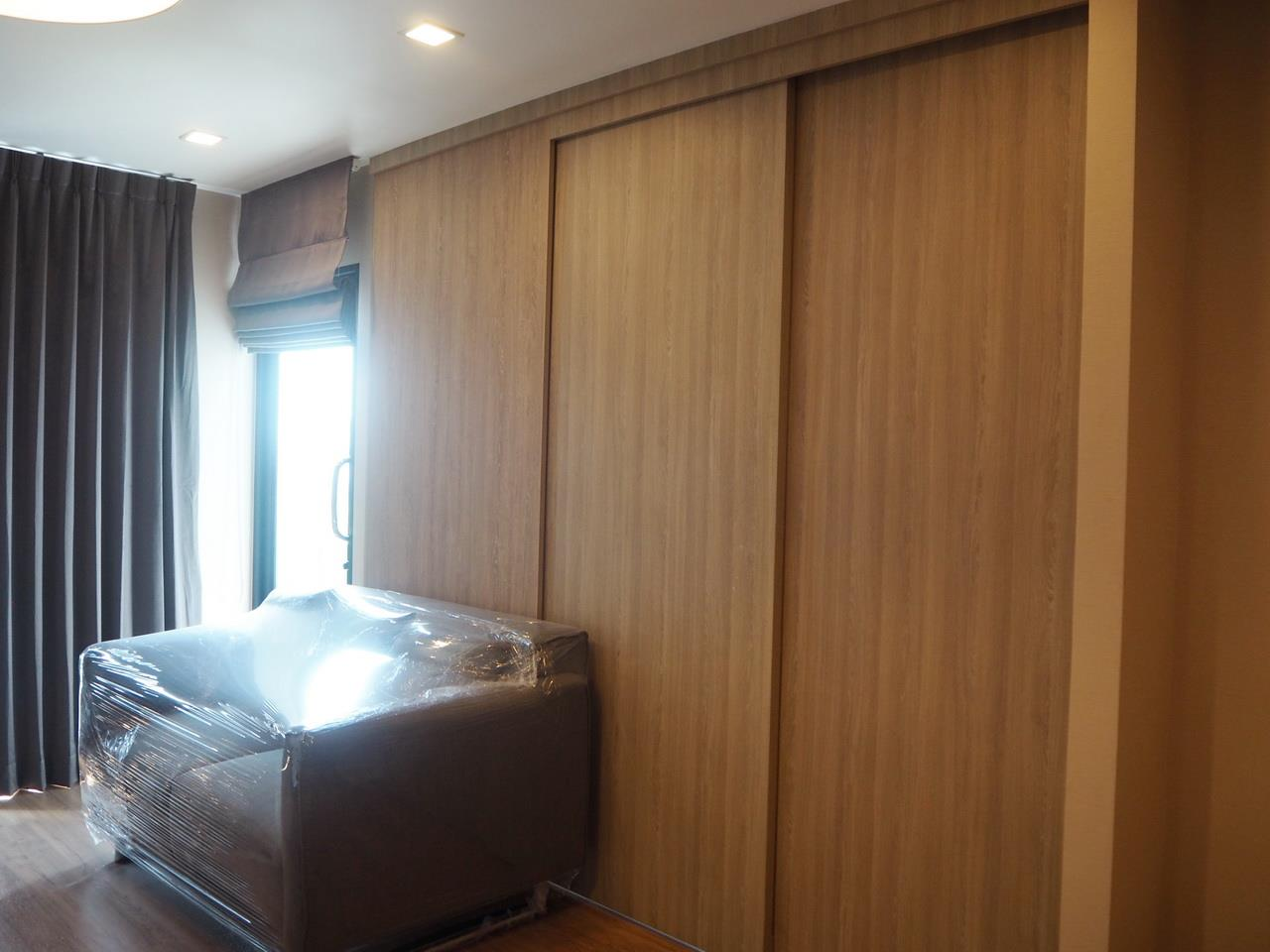 Forbest Properties Agency's 38933 - The ACE Condominium on Sukhumvit Road. 38.40 Sq.m. 4