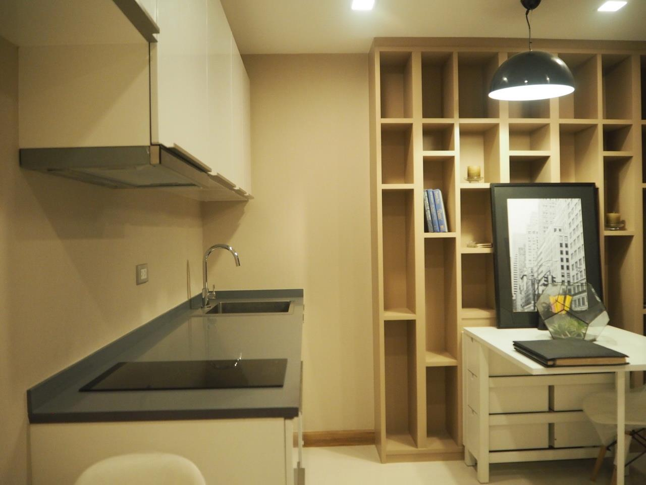Forbest Properties Agency's 38934 - The ACE Condominium on Sukhumvit Road. 32.30 Sq.m. 9