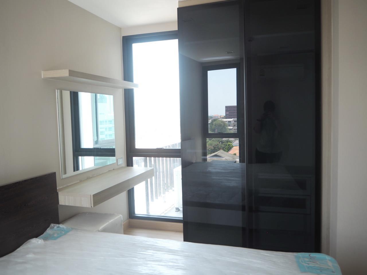Forbest Properties Agency's 38937 - The Ace Ekamai , Sukhumvit 63 road. 32.25 sq.m. 4