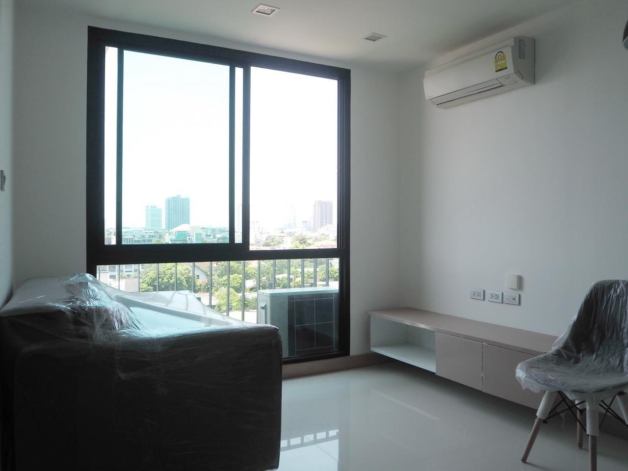 Forbest Properties Agency's 38937 - The Ace Ekamai , Sukhumvit 63 road. 32.25 sq.m. 1