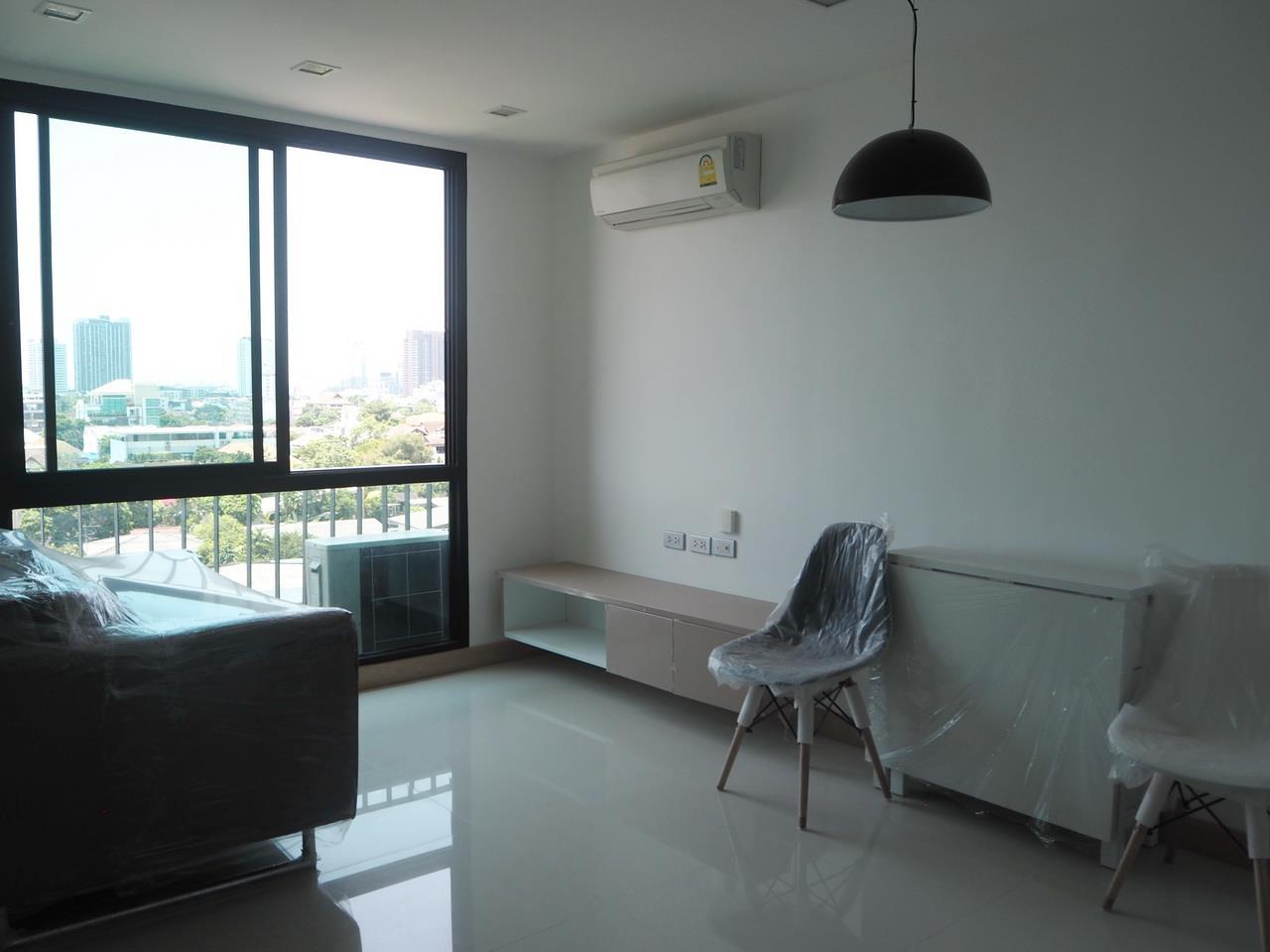 Forbest Properties Agency's 38937 - The Ace Ekamai , Sukhumvit 63 road. 32.25 sq.m. 3
