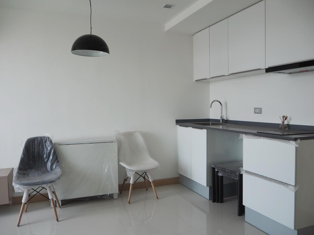 Forbest Properties Agency's 38937 - The Ace Ekamai , Sukhumvit 63 road. 32.25 sq.m. 7