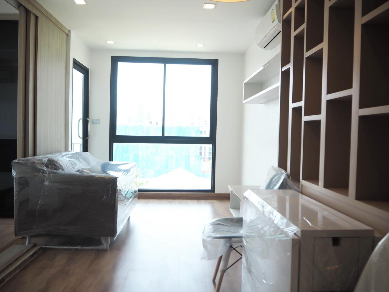 Forbest Properties Agency's 38938 - The ACE Condominium on Sukhumvit Road. 39.19 Sq.m. 9