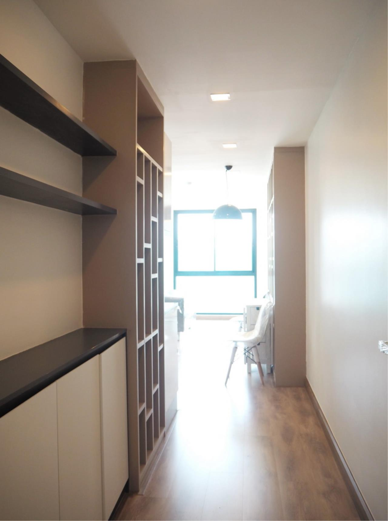 Forbest Properties Agency's 38938 - The ACE Condominium on Sukhumvit Road. 39.19 Sq.m. 2