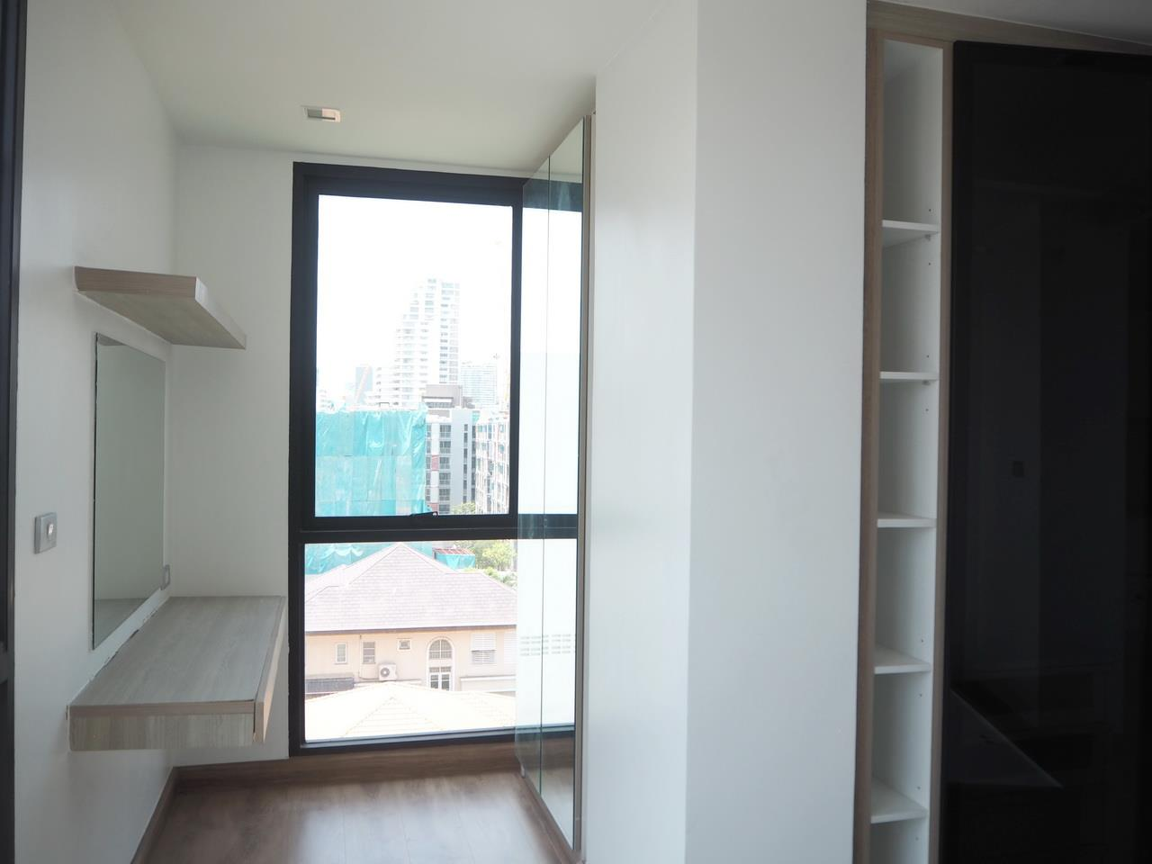 Forbest Properties Agency's 38938 - The ACE Condominium on Sukhumvit Road. 39.19 Sq.m. 6