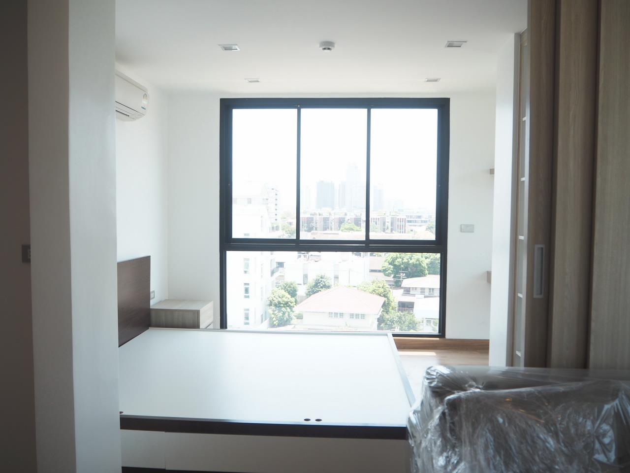Forbest Properties Agency's 38938 - The ACE Condominium on Sukhumvit Road. 39.19 Sq.m. 8