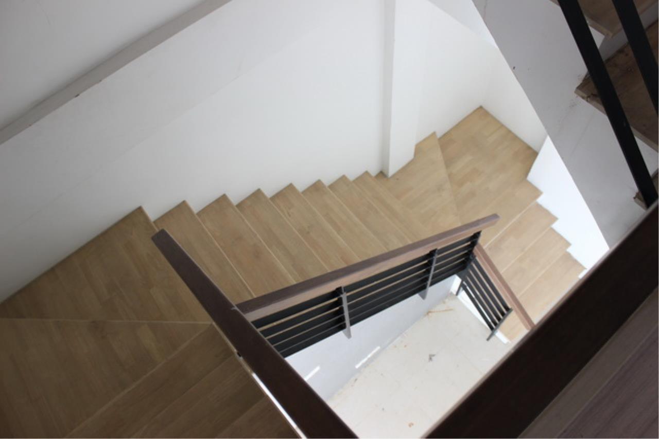 Forbest Properties Agency's 38974 - Townhome RK Park 3 stories Ramintra-Ramkhamhaeng Road, 22 sq.w 4