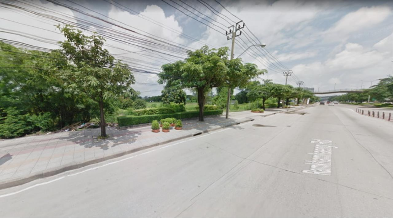 Forbest Properties Agency's 39059-Land for sale, on Ramkhamhaeng road, 9 rai 127 sq.wa. 2