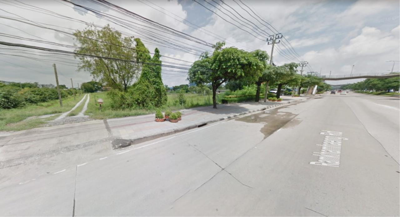 Forbest Properties Agency's 39059-Land for sale, on Ramkhamhaeng road, 9 rai 127 sq.wa. 4