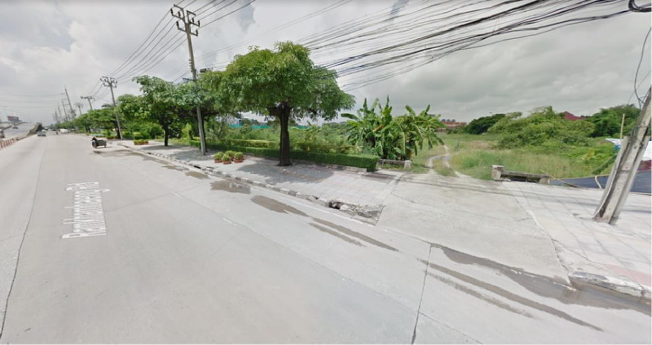Forbest Properties Agency's 39059-Land for sale, on Ramkhamhaeng road, 9 rai 127 sq.wa. 6