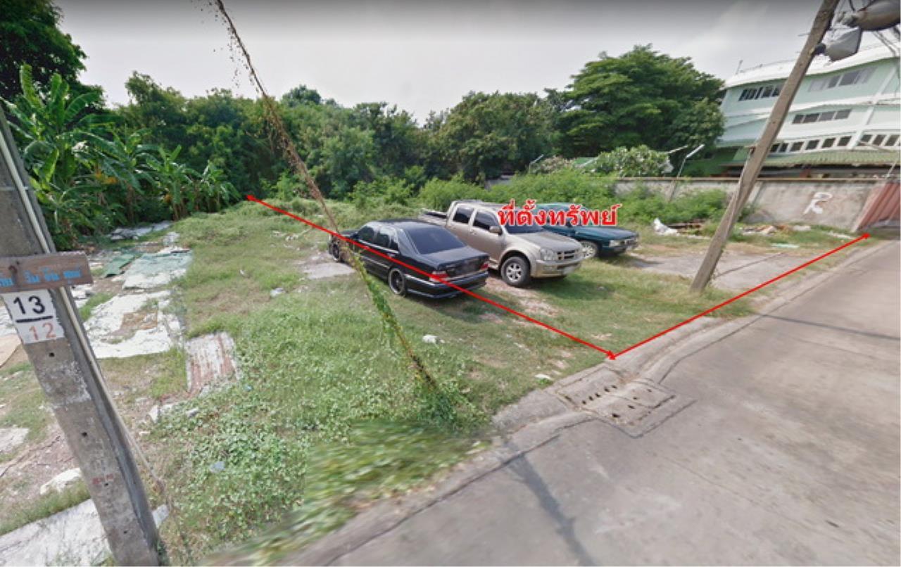 39271-ขายที่ดิน ถนนสุขุมวิท 68 (สรรพาวุธ) เนื้อที่ 80 ตร.ว.