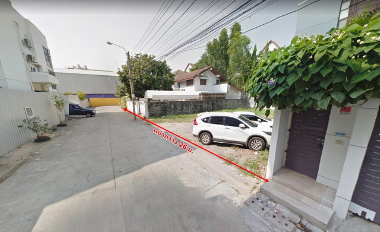 Forbest Properties Agency's 39329-Land for sale, on Sukhumvit 50 road, 138 sq.wa. 2