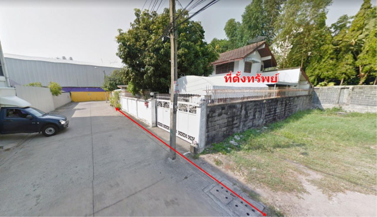 Forbest Properties Agency's 39329-Land for sale, on Sukhumvit 50 road, 138 sq.wa. 3