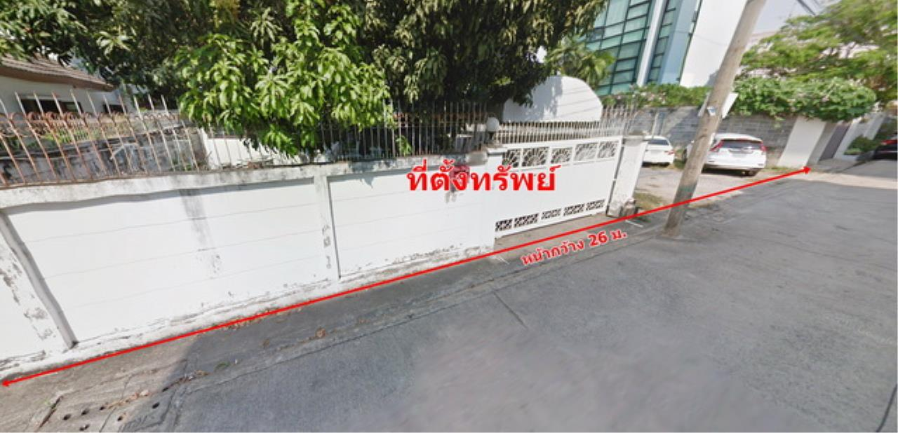 Forbest Properties Agency's 39329-Land for sale, on Sukhumvit 50 road, 138 sq.wa. 4