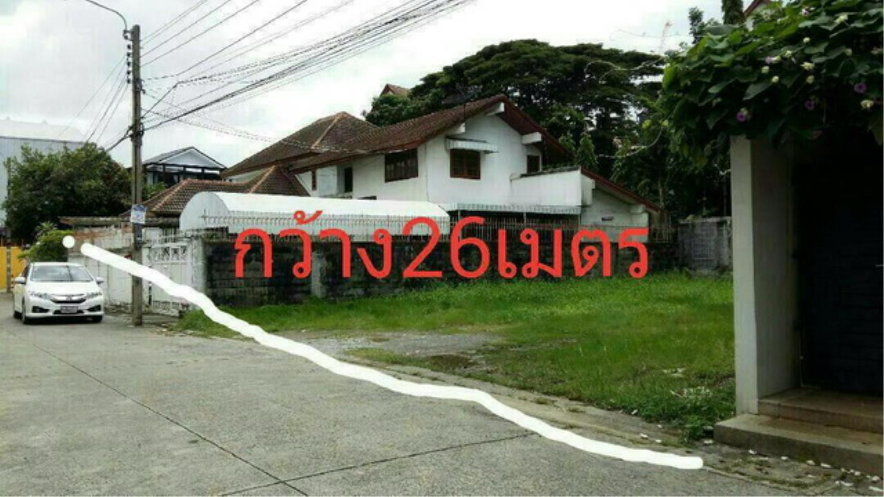 Forbest Properties Agency's 39329-Land for sale, on Sukhumvit 50 road, 138 sq.wa. 5