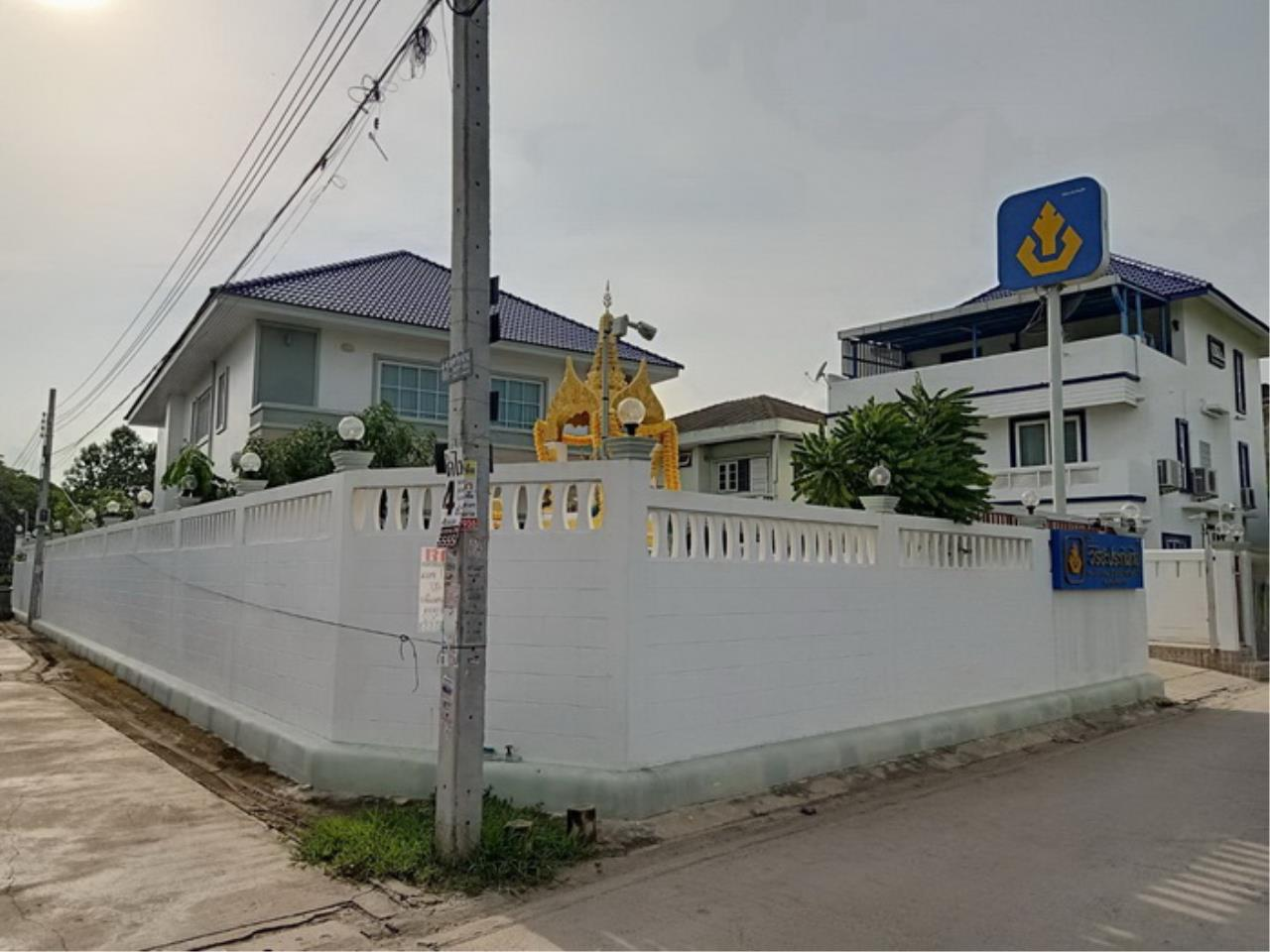 Forbest Properties Agency's 39362 - House for sale, on Sukhumvit 105 road (Lasalle), Plot size 159 sq.w. 2