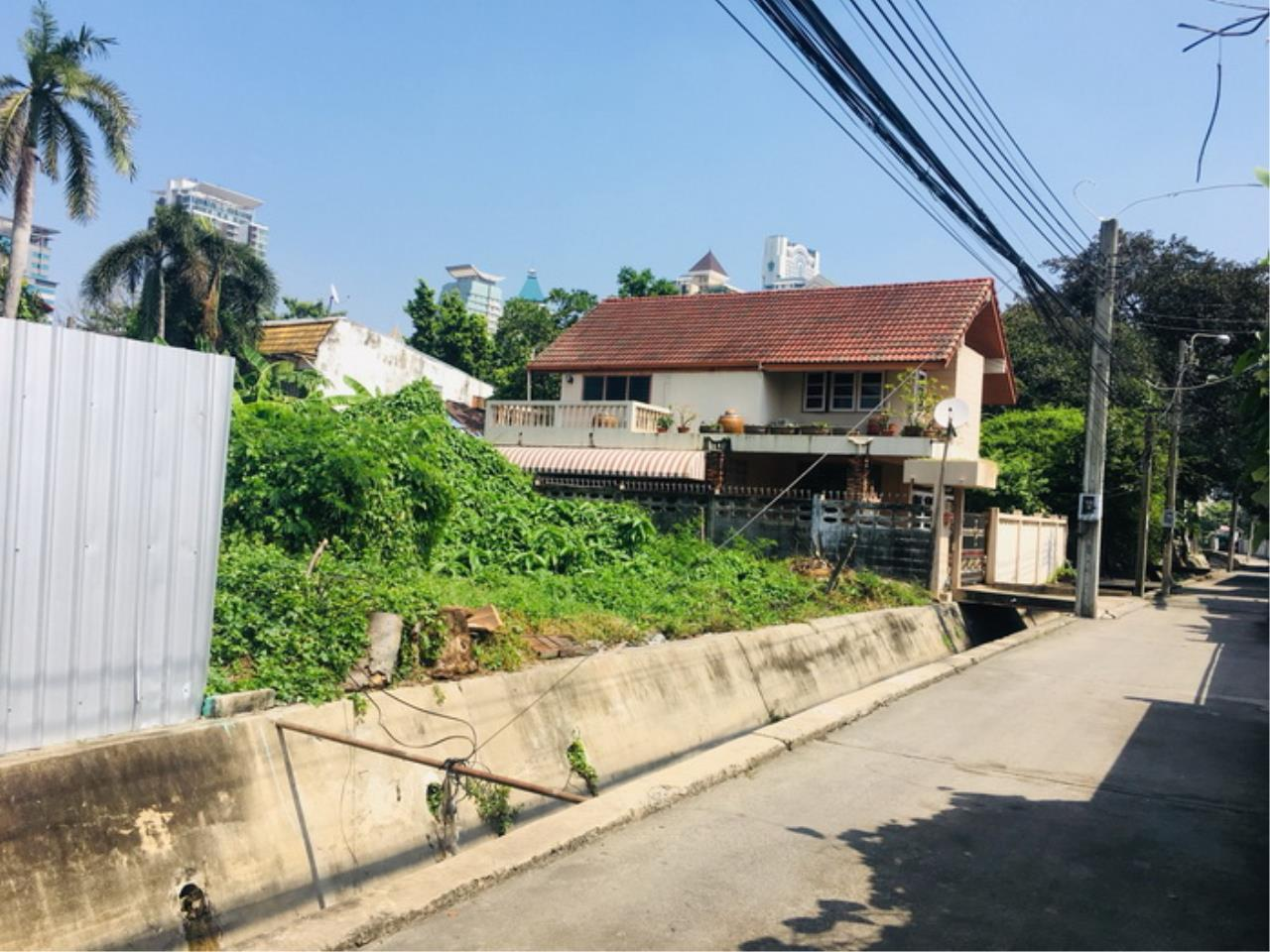 Forbest Properties Agency's 39404-Land for sale, Sathon road, Plot size 106 sq.wa. 16
