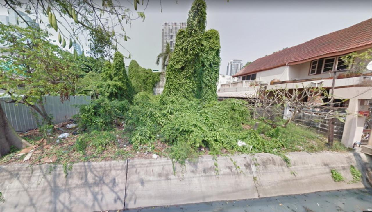 Forbest Properties Agency's 39404-Land for sale, Sathon road, Plot size 106 sq.wa. 1