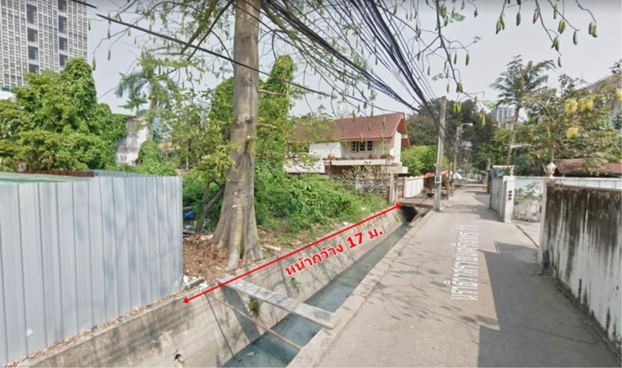 Forbest Properties Agency's 39404-Land for sale, Sathon road, Plot size 106 sq.wa. 4