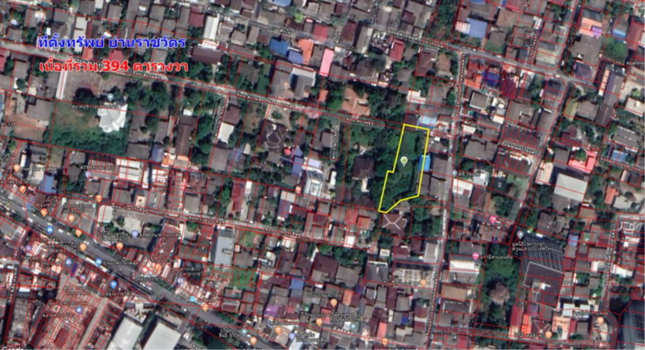 Forbest Properties Agency's 39418 Land for sale , Rama 5, Nakhon Chai Si Road 394 sq.wa. 3