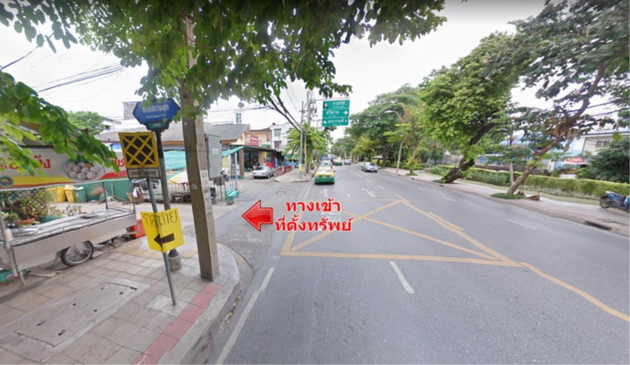 Forbest Properties Agency's 39418 Land for sale , Rama 5, Nakhon Chai Si Road 394 sq.wa. 2