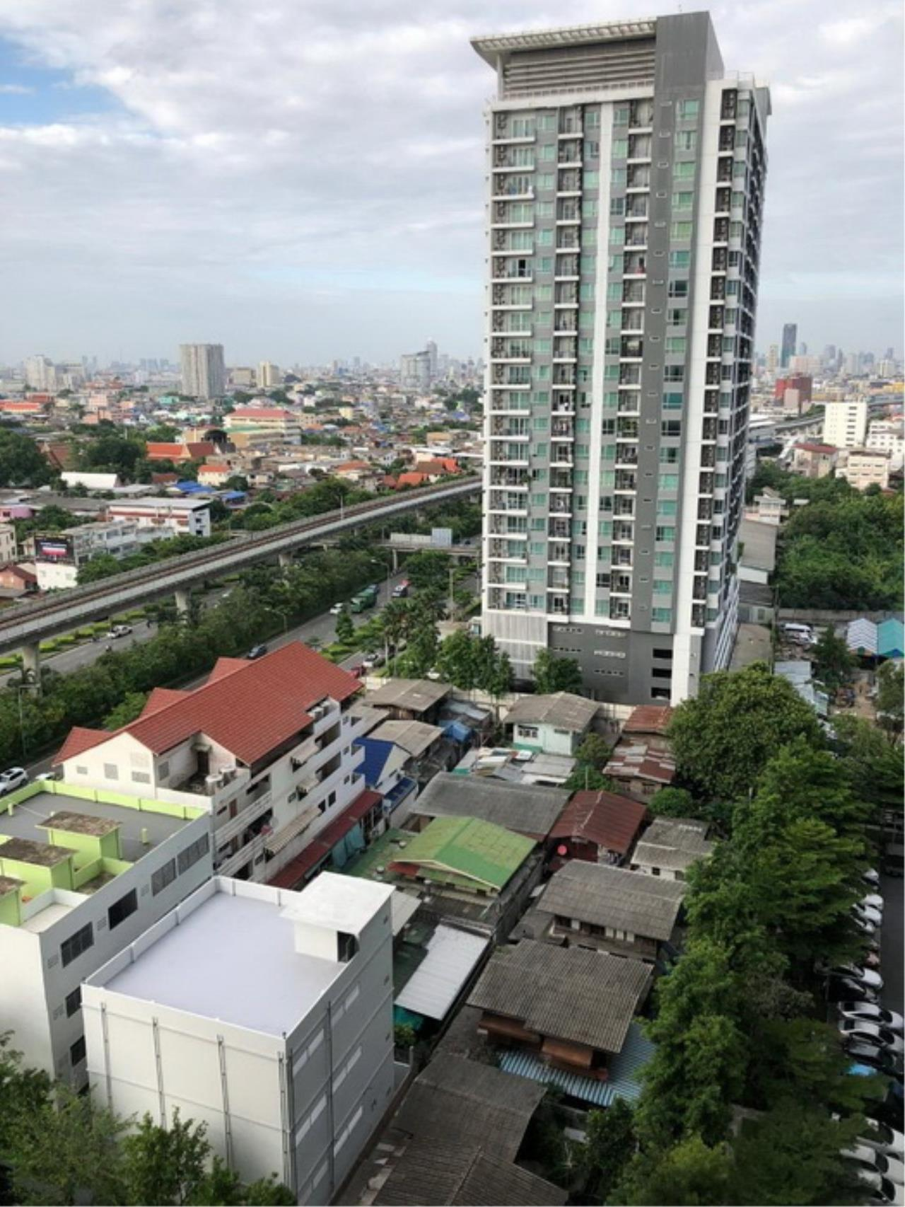Forbest Properties Agency's 39432 IDEO-Sathorn Thapra For Sale , 14th Floor , 1 bedroom, 30.73 sq.m. 12