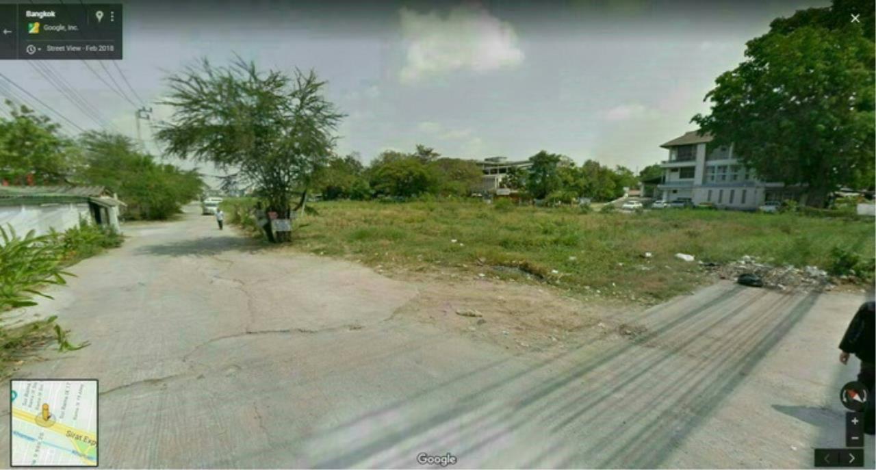 39573 - ขายที่ดินเปล่า ถนนพระราม 9 เนื้อที่ 101-1-12 ไร่.