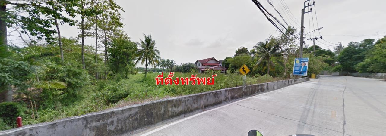Forbest Properties Agency's 40288 Land for sale, along the Chao Phraya River, Koh Kret, Nonthaburi, Yothathikarn Rd., Plot size 552 sq.wa. 4