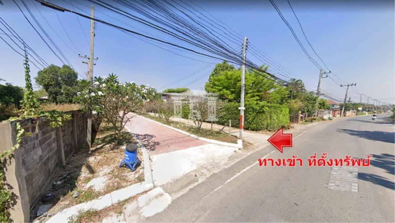 Forbest Properties Agency's 40604 - Land and house for sale in Pak Chong. Soi Charoen Sap, Plot size 4 rai. 3
