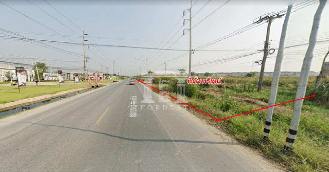 Forbest Properties Agency's 90178 - Land for sale, Bangna-Trad Km.27 (Panwithi), Bang Bo, Samut Prakan, Plot size 213-1-47 rai. 1