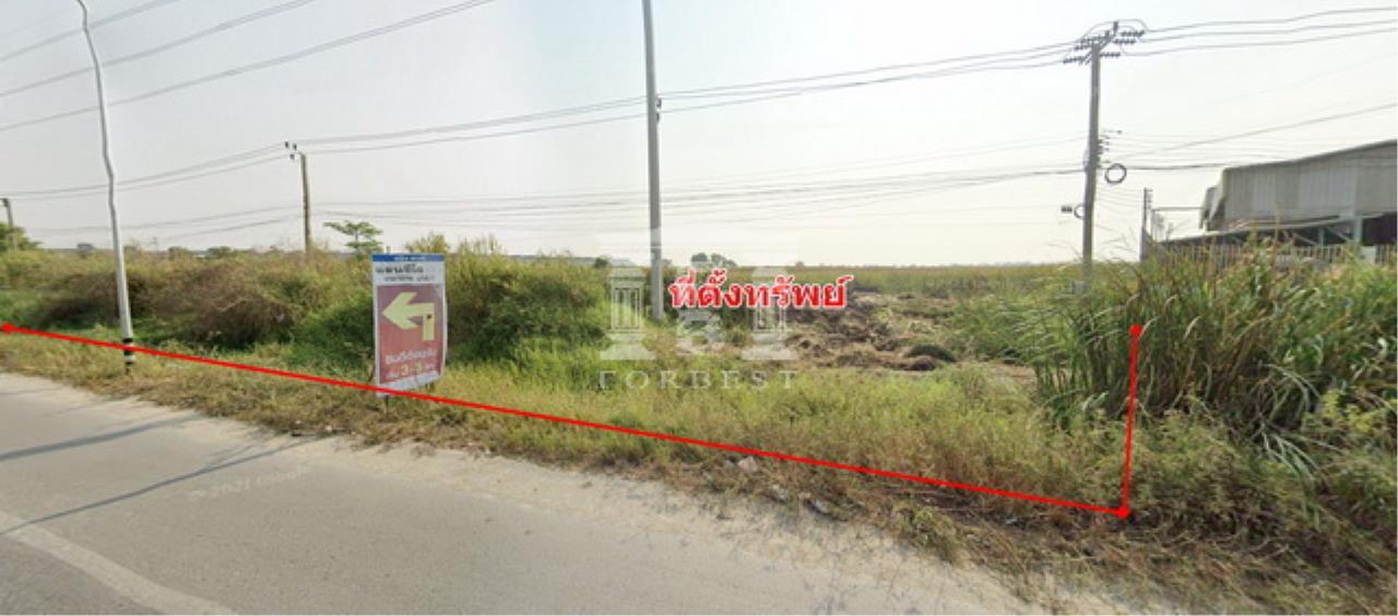 Forbest Properties Agency's 90178 - Land for sale, Bangna-Trad Km.27 (Panwithi), Bang Bo, Samut Prakan, Plot size 213-1-47 rai. 2