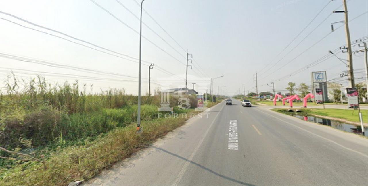 Forbest Properties Agency's 90178 - Land for sale, Bangna-Trad Km.27 (Panwithi), Bang Bo, Samut Prakan, Plot size 213-1-47 rai. 5