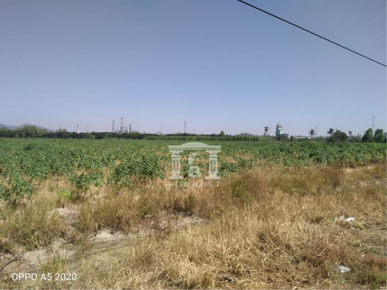 Forbest Properties Agency's 90180 - Land for sale, Plot size 60-1-78.8 Rai, Ban Chang, Rayong, near Map Ta Phut Industrial Estate. 2