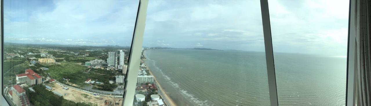 Agent - Pattaya Investment Agency's Reflection Jomtien good deal 3 bedroom 48 floor 1