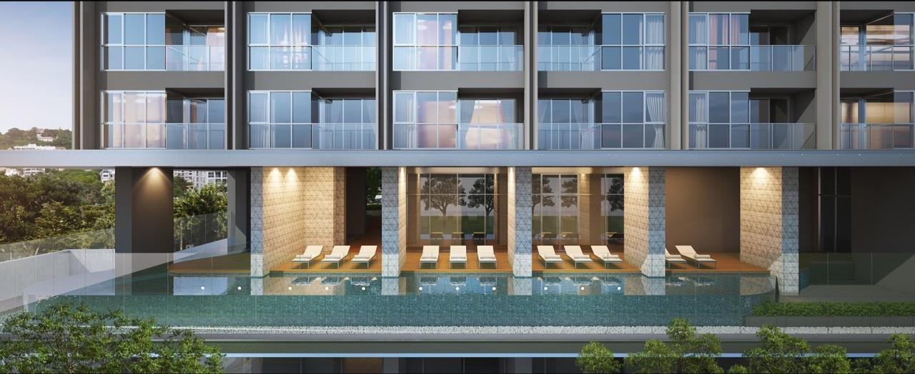 Agent - Pattaya Investment Agency's The Panora Pattaya  Presale Price  2