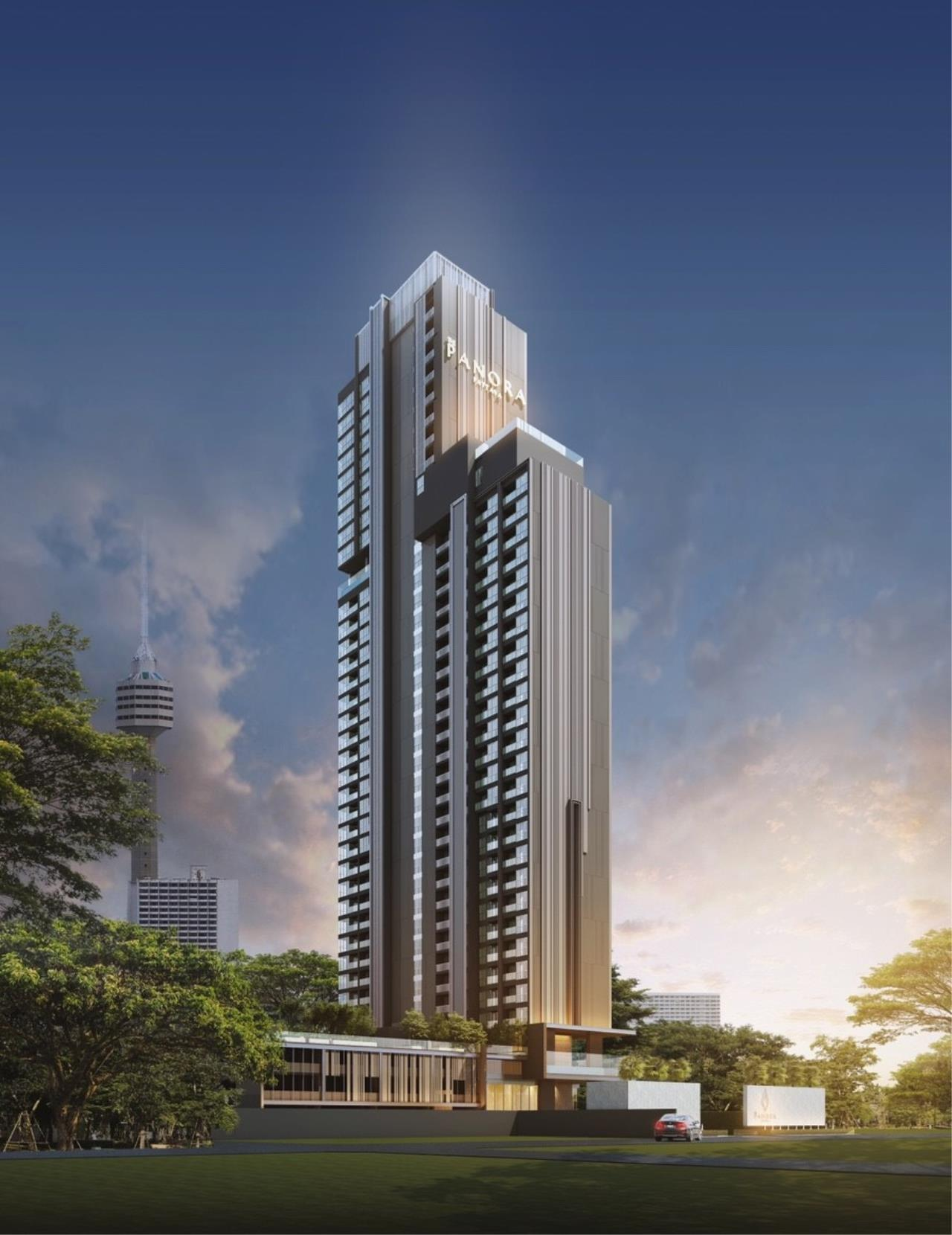 Agent - Pattaya Investment Agency's The Panora Pattaya  Presale Price  3