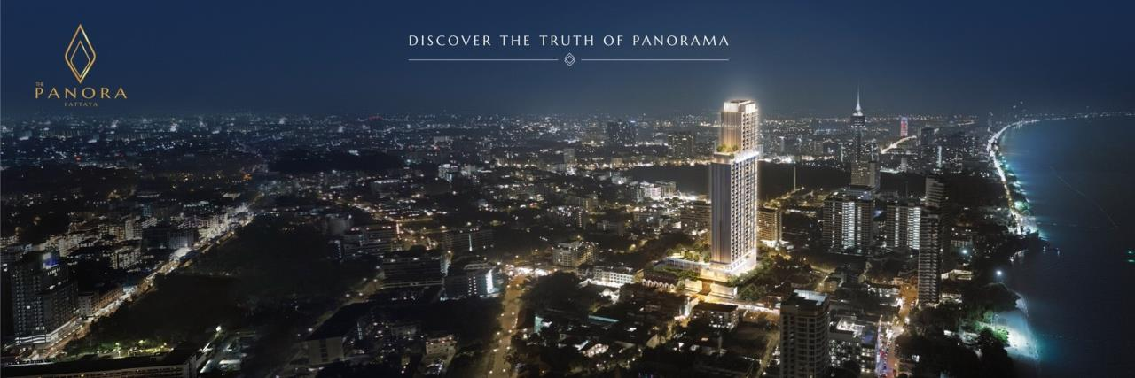 Agent - Pattaya Investment Agency's The Panora Pattaya  Presale Price  1