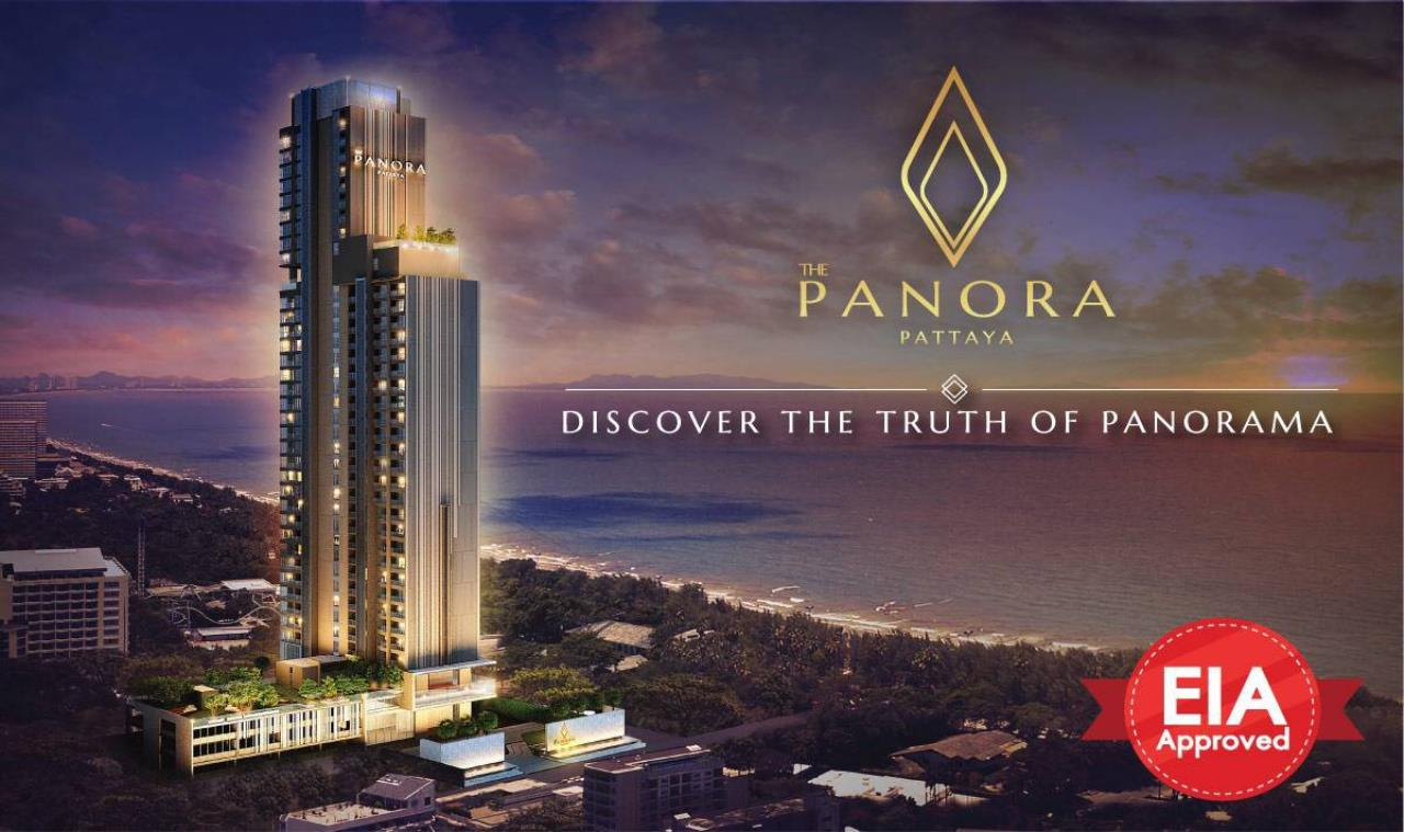 Agent - Pattaya Investment Agency's The Panora Pattaya  Presale Price  13