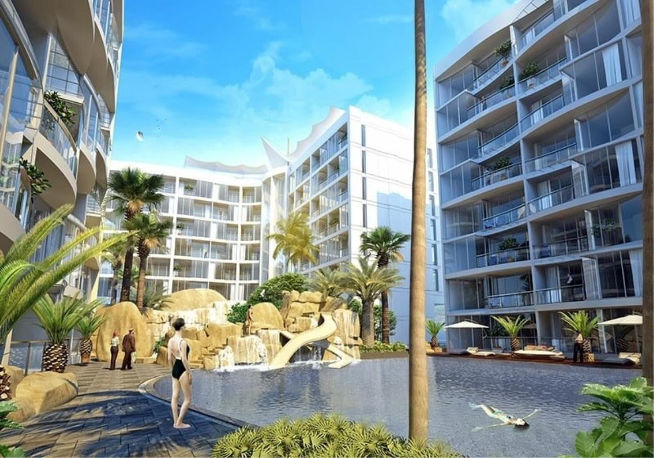 Agent - Pattaya Investment Agency's Grand Avenue Residence for sale cheaper the market 10-20% hot deal  3