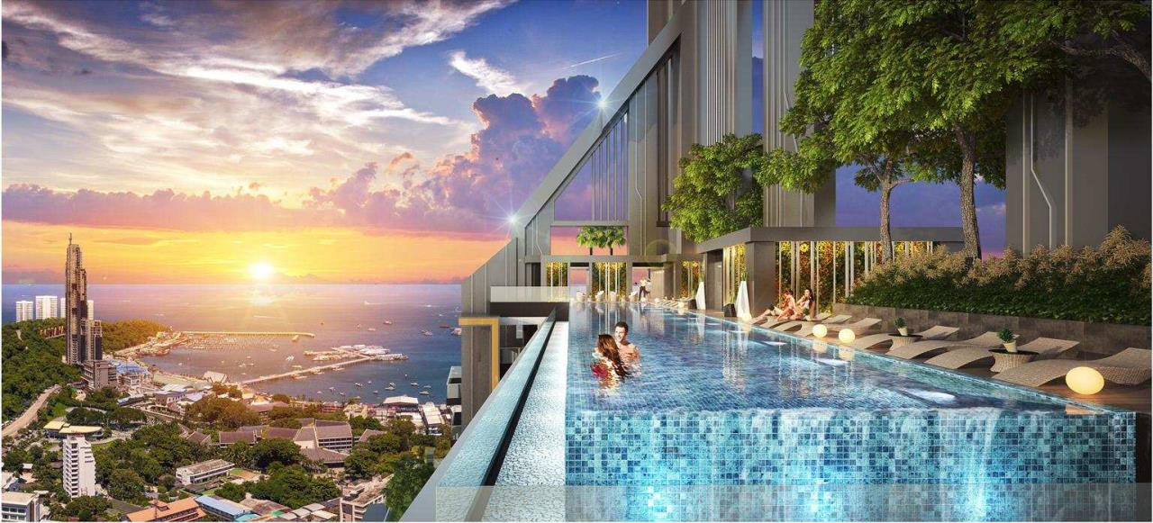 Agent - Pattaya Investment Agency's Grand Solaire Condo Presale Price 2bed 144 sqm 2