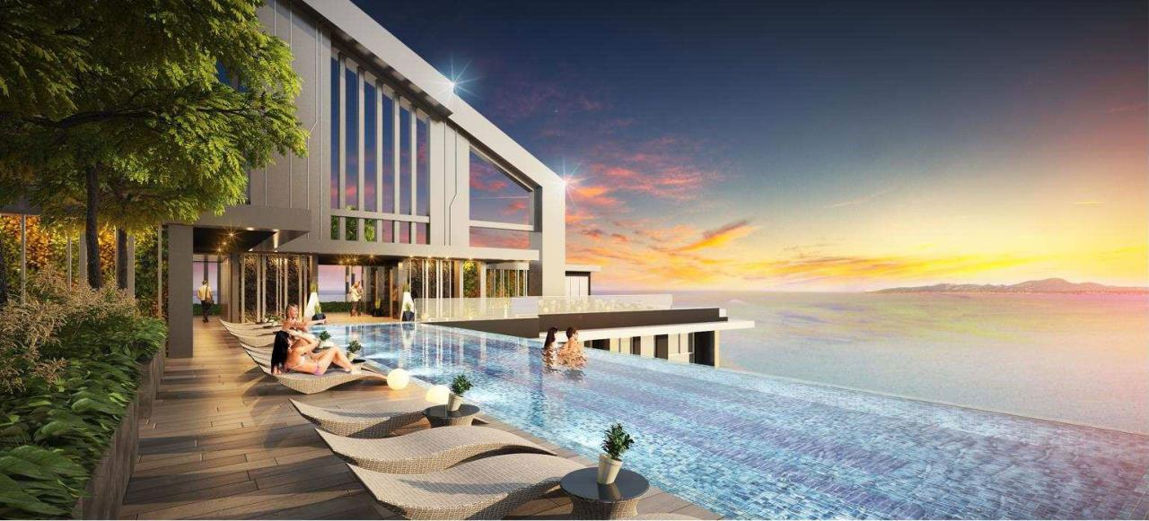 Agent - Pattaya Investment Agency's Grand Solaire Condo Presale Price 2bed 144 sqm 1